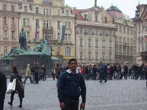 Murtuza Sutarwala's IBM trip