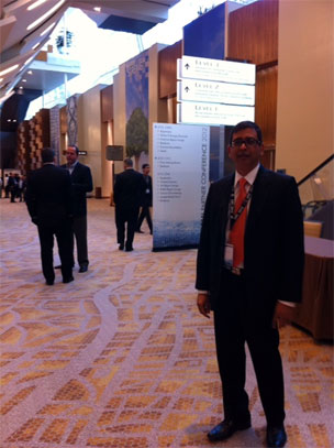 Mr. Mohammad Sutarwala at HP Partner Conference
