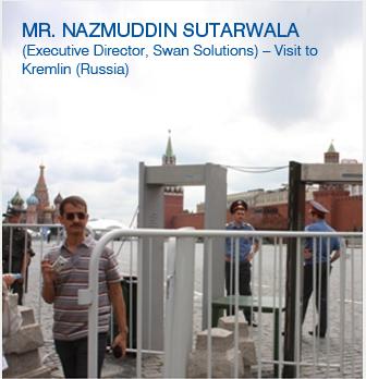 Mr. Nazmuddin Sutarwala