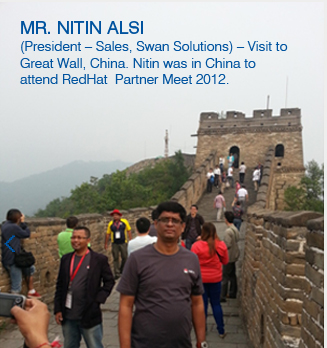 Mr. Nitin Alsi
