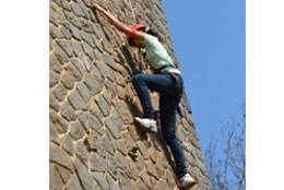 Next Peak Mount Everest (Wall Climbing-Nilshi)