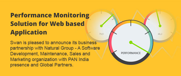 Performance Monitoring Solution for Web based Application