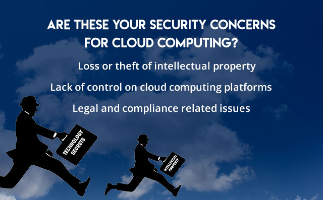 Are these your security concerns for cloud computing?