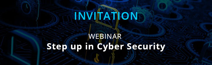 Step Up In Cyber Security