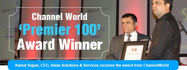 Channel World 'Premier 100' Award Winner