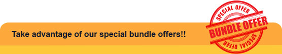 Take advantage of our special bundle offers