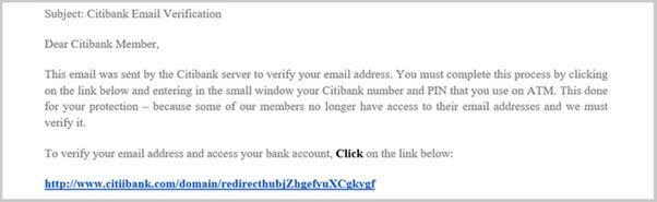 Misspelled URL